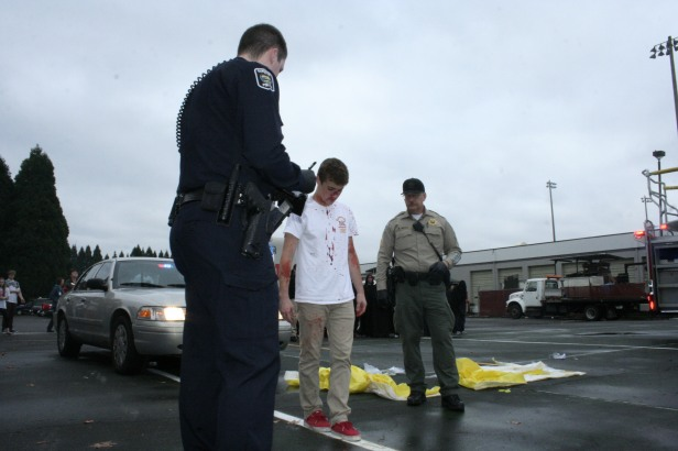 Drunk Driving Accident Simulation--Every 15 Minutes